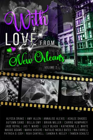 Cover for Voyages of the Heart: New Orleans