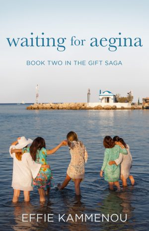 Cover for Waiting For Aegina