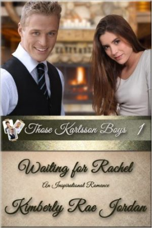 Cover for Waiting For Rachel
