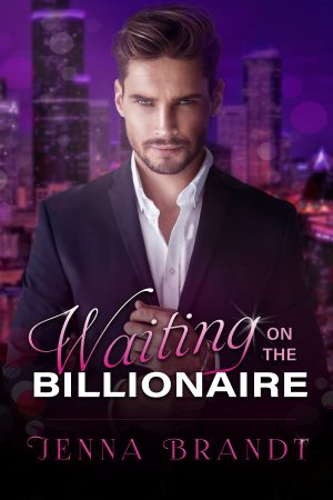 Cover for Waiting on the Billionaire Sample
