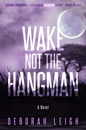 Cover for Wake Not the Hangman