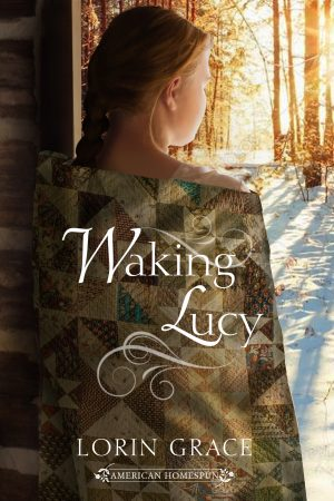 Cover for Waking Lucy