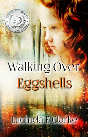 Cover for Walking over Eggshells