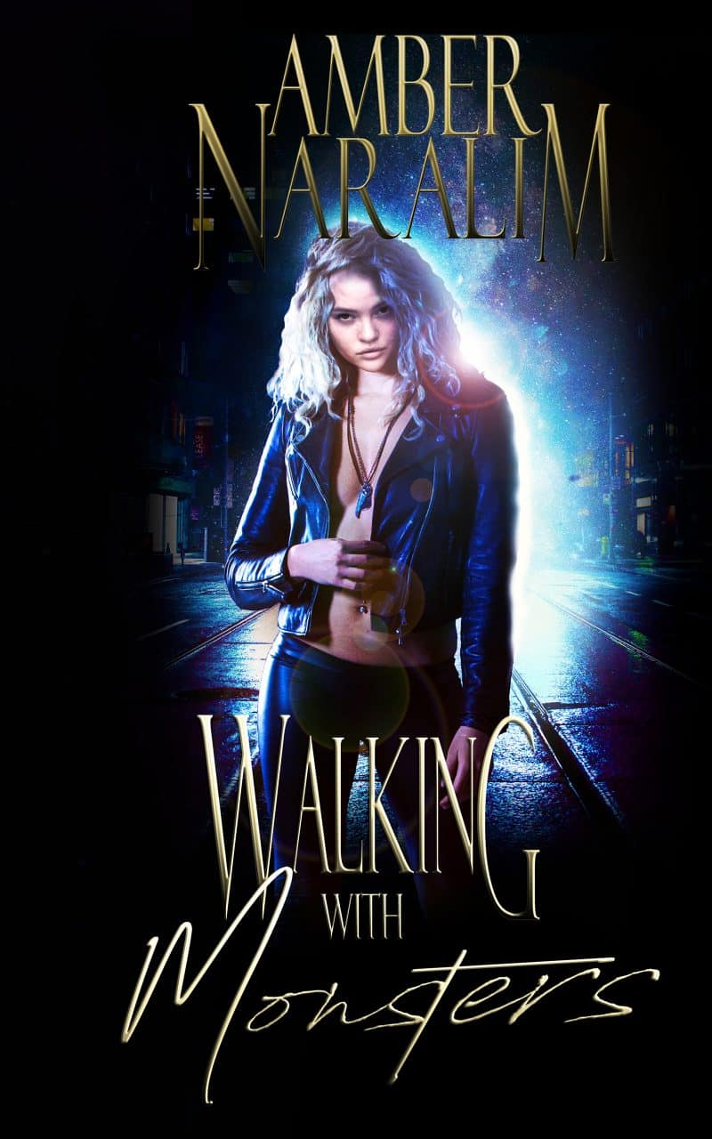 Cover for Walking with Monsters