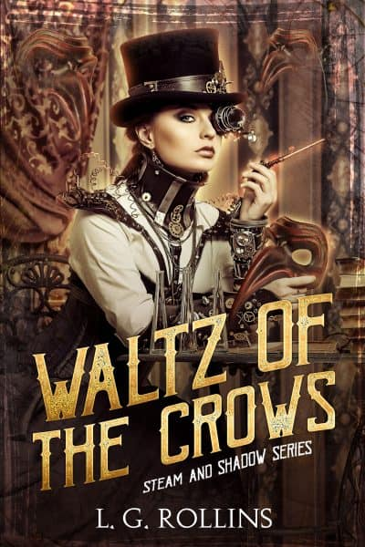 Cover for Waltz of the Crows