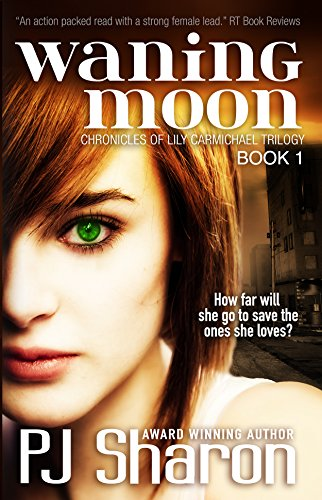 Cover for Waning Moon