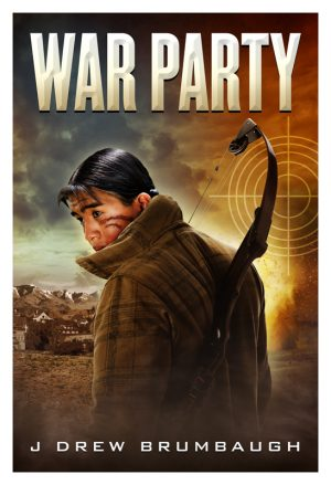 Cover for War Party