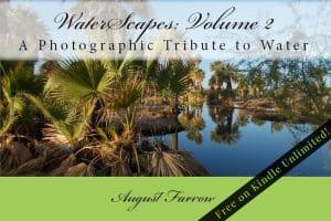 Cover for WaterScapes: Volume 2: A Photographic Tribute to Water