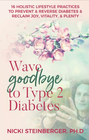 Cover for Wave Goodbye to Type 2 Diabetes