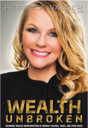 Cover for Wealth Unbroken