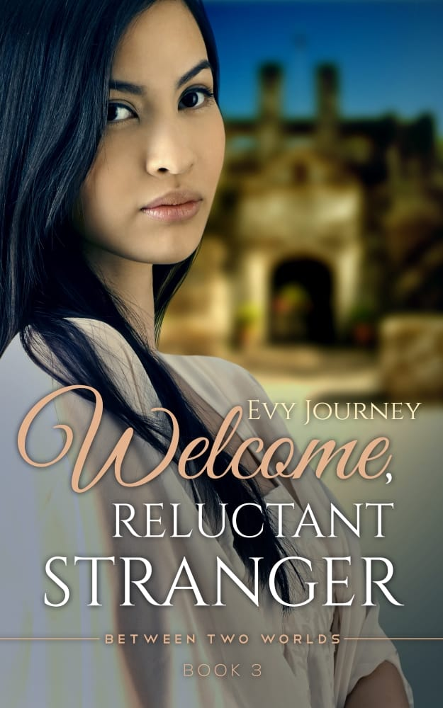 Cover for Welcome, Reluctant Stranger
