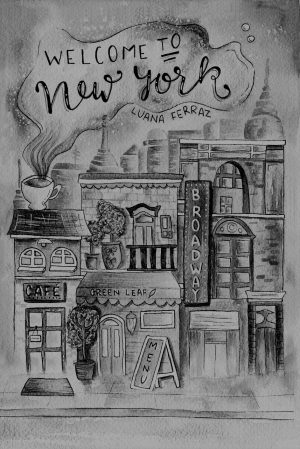 Cover for Welcome to New York