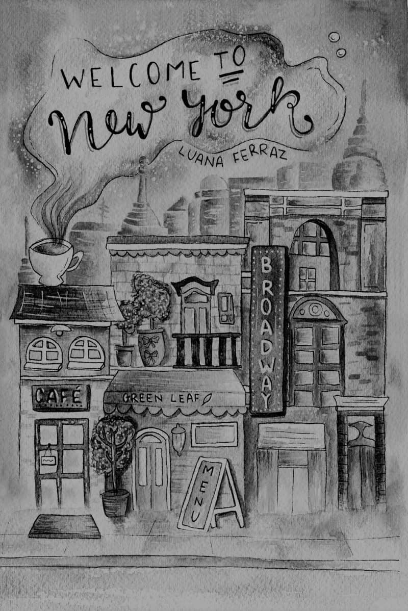 Cover for Welcome to New York: A Prequel