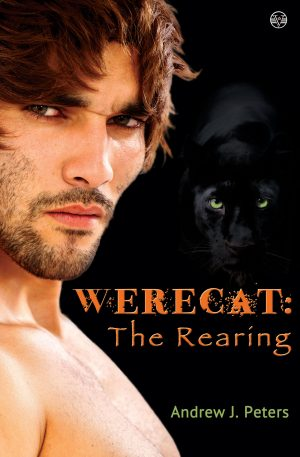 Cover for Werecat: The Rearing