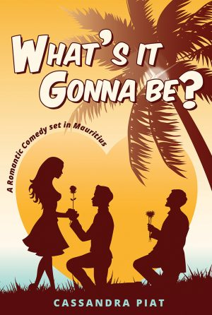 Cover for What's it Gonna Be?