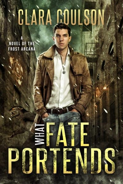 Cover for What Fate Portends