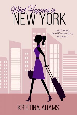 Cover for What Happens in New York