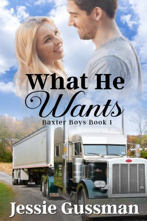 Cover for What He Wants