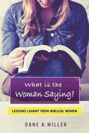Cover for What is the Woman Saying?