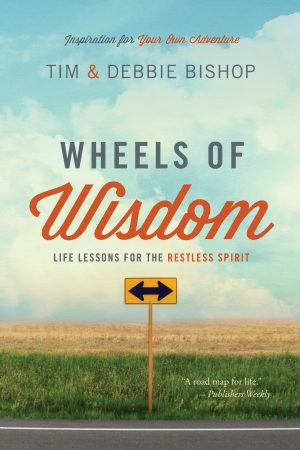 Cover for Wheels of Wisdom