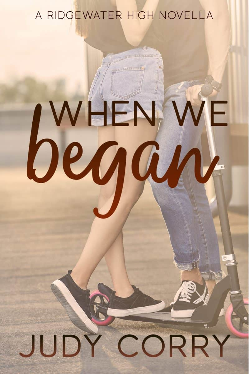 Cover for When We Began