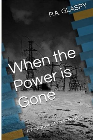 Cover for When the Power is Gone