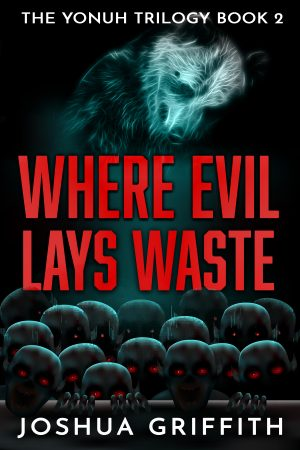 Cover for Where Evil Lays Waste