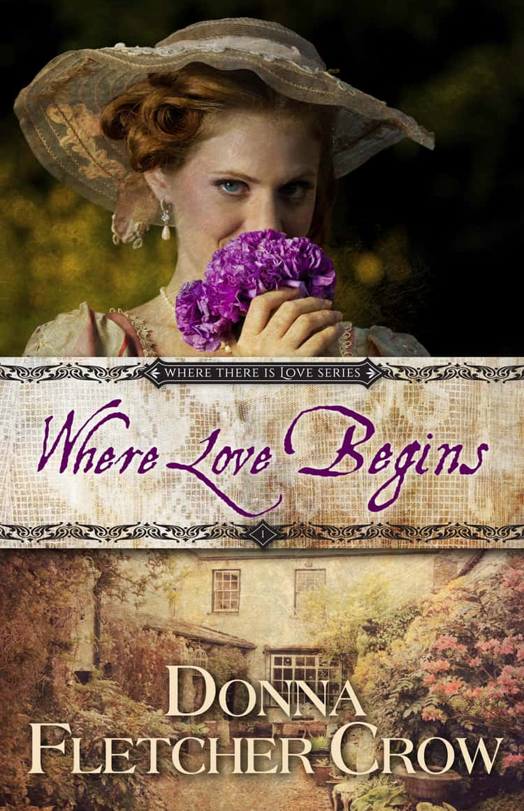 Cover for Where Love Begins
