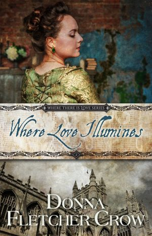 Cover for Where Love Illumines