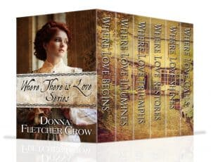 Cover for Where There is Love Boxed set sample: Where Love Shines
