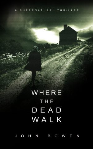 Cover for Where the Dead Walk