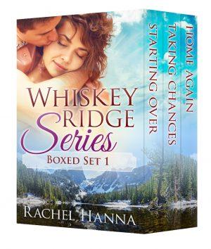 Cover for Whiskey Ridge Box Set