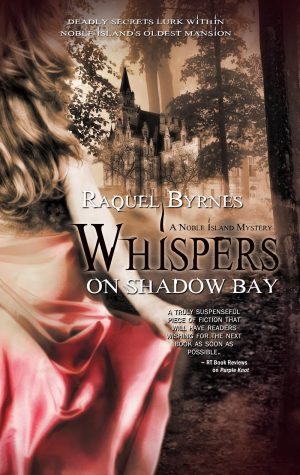 Cover for Whispers on Shadow Bay
