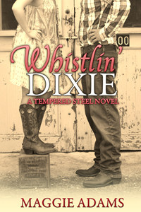 Cover for Whistlin' Dixie
