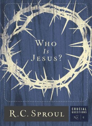 Cover for Who Is Jesus?