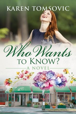 Cover for Who Wants to Know?