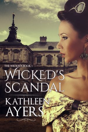 Cover for Wicked's Scandal