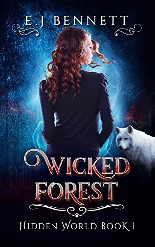 Cover for Wicked Forest