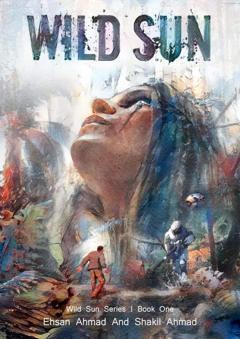Cover for Wild Sun