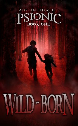 Cover for Wild-born