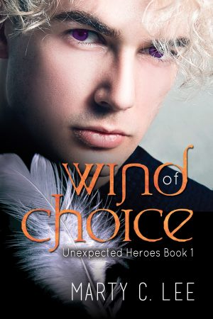 Cover for Wind of Choice (8 ch preview)