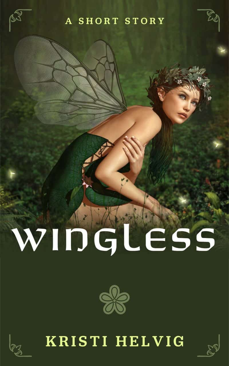 Cover for Wingless: The Wing Collector Short Story Prequel
