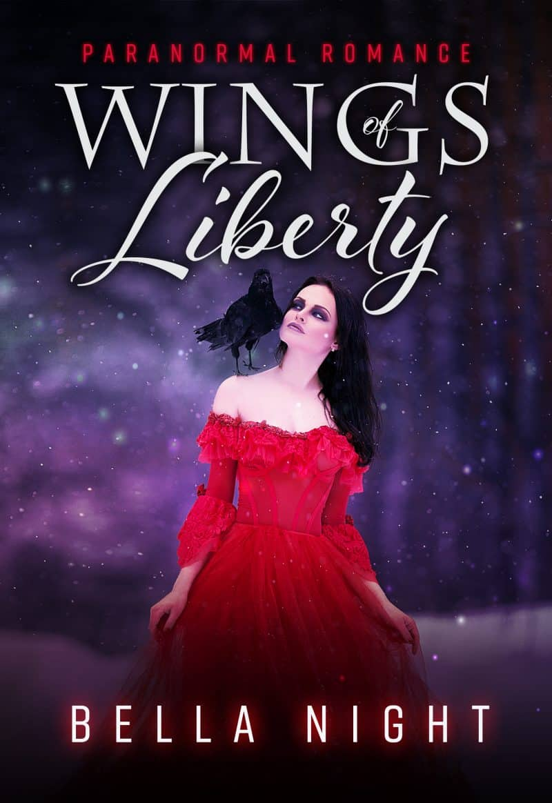 Cover for Wings of Liberty