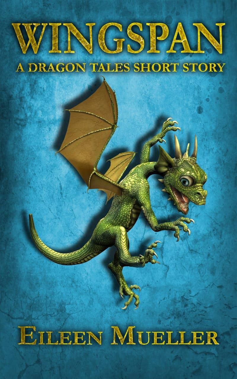 Cover for Wingspan: A Dragon Tales Short Story