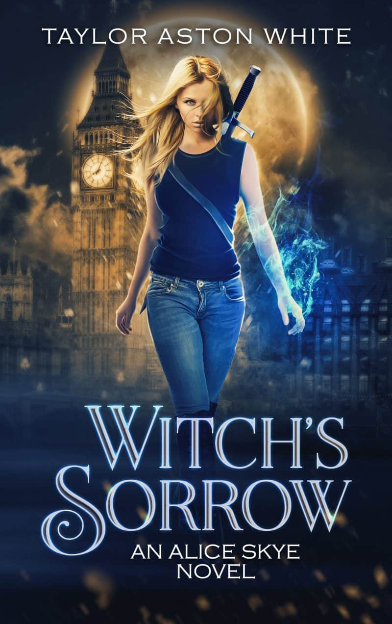 Cover for Witch's Sorrow: An Alice Skye Novel
