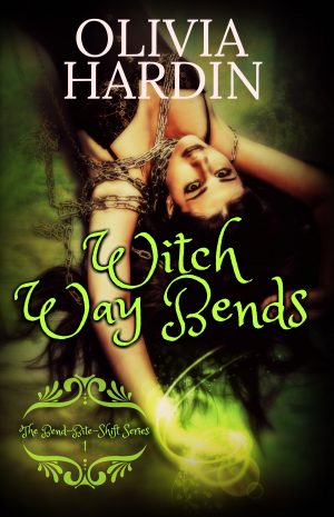 Cover for Witch Way Bends