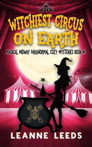 Cover for Witchiest Circus on Earth
