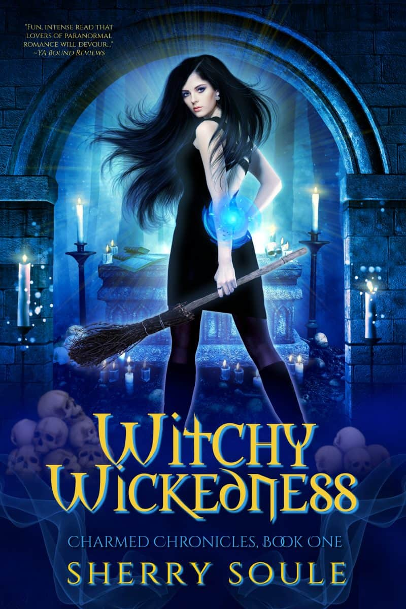 Cover for Witchy Wickedness