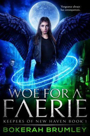 Cover for Woe for a Faerie