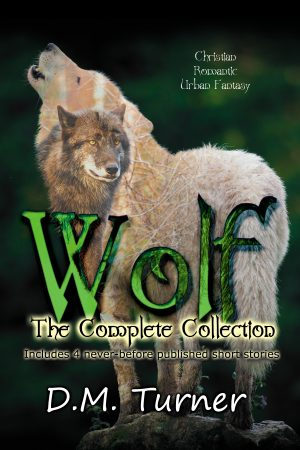 Cover for Wolf